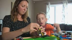 Regina toddler battles rare disease