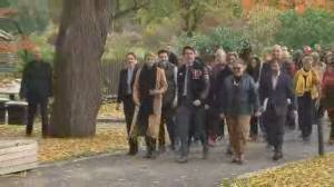 Liberal caucus meets for first time since federal election