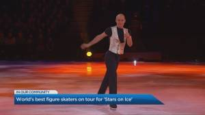 'Stars On Ice' returns to Canada