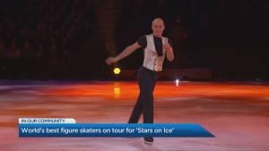 'Stars On Ice' returns to Canada