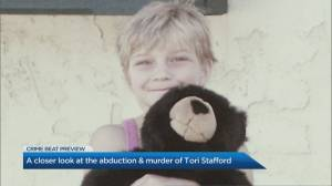 Crime Beat: How the murder of 8-year-old Tori Stafford has left lasting scars (04:46)