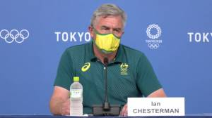 Australian official says behaviour of some Olympians on flight home 'unacceptable' (02:20)