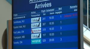 Winnipeg's airport says it's ready for COVID-19 travel restrictions to lift
