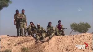 Turkish troops push deeper into northeast Syria in offensive against Kurdish militia