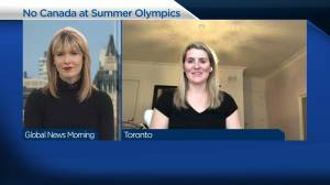 Hayley Wickenheiser on Team Canada's withdraw from the 2020 Olympic games