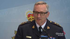 Alberta RCMP deputy commissioner explains what changed his mind about racism in the force