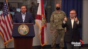 DeSantis announces state of emergency for coastal counties