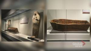 Egyptian Mummies & Eternal Life Exhibit at the Halifax Museum of Natural History