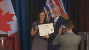 Central Okanagan Sports Hall of Fame 2019 (02:40)