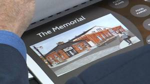 Taskforce Engineering wins bit to redevelop Belleville's Memorial Arena (01:42)