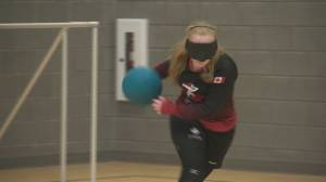 Alberta Paralympian aims to grab medal (02:10)