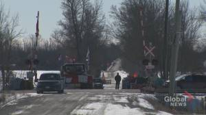 Rail blockade near Belleville enters Day 15