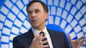 Fiscal snapshot: One-on-one interview with Finance Minister Bill Morneau