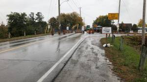 Peterborough-area business owners concerned over long-term road closure