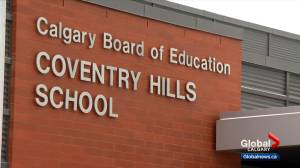 Calgary school closes due to COVID-19 staffing shortages (02:20)