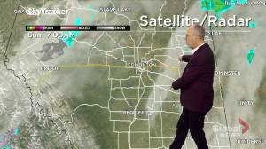 Edmonton morning weather forecast: Sunday, October 10, 2021 (03:45)