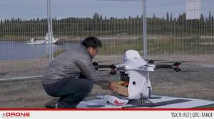 Edmonton airport set to become testing ground for drone delivery service