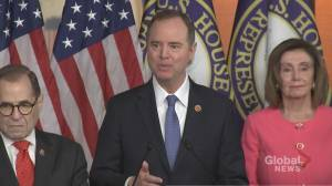 Schiff says waiting to interview blocked witnesses would have 'negated' impeachment power