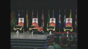 15 years since 4 RCMP officers killed during Mayerthorpe standoff (01:52)