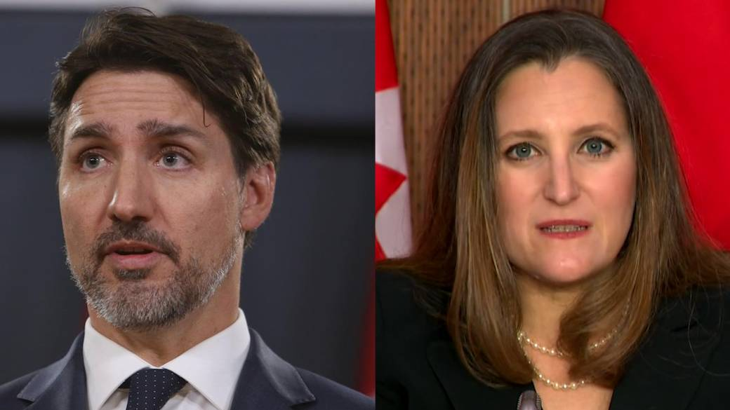 Click to play video: 'Budget 2021: Trudeau government's first budget in two years offers glimpse into post-pandemic priorities'