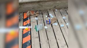 Drug needles found on Peterborough trail raises concerns about safety (02:18)