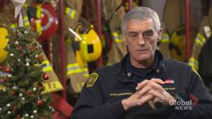 2019 year in review with CFD Chief Steve Dongsworth: part 2, support