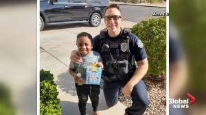 Police in Mesa, Arizona deliver Happy Meal after emergency call to 911