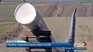 Nebraska Supreme Court approves Keystone XL Pipeline