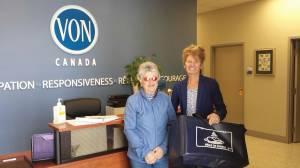 The Community Spotlight features Kingston's Victorian Order of Nurses