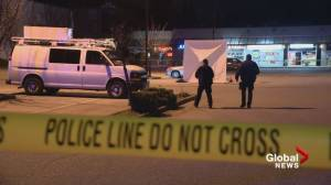RCMP investigate first Surrey murder of the year