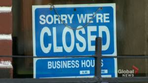 The number of Alberta businesses shutting down 'very concerning': business group