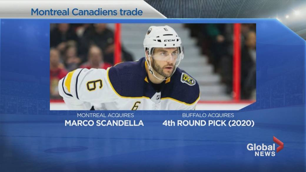 Call Of The Wilde Marc Bergevin Takes A Left Turn On Nhl Trade Deadline Montreal Globalnews Ca