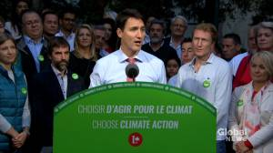 Canada Election 2019: Trudeau says Conservatives have 'do-nothing approach' to climate change