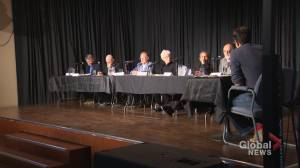 Saint John area election debate hears calls for format change, questions from the floor