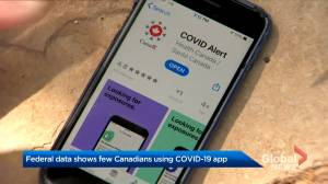 Why the Canadian government's COVID Alert app isn't working well (01:59)