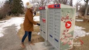 Crescent Heights residents voice concerns about community mailbox (02:00)