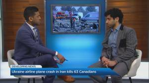 Toronto's Iranian community in mourning following Iran plane crash