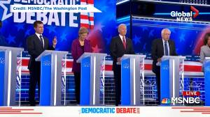 Democrats revive 'Medicare for All' fight at Atlanta debate