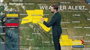 Edmonton weather forecast: Wednesday, July 21, 2021 (03:24)