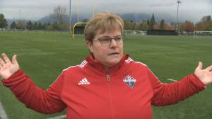 Chilliwack amateur soccer club battles coronavirus bullies (01:42)