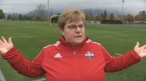 Chilliwack amateur soccer club battles coronavirus bullies (01:42)
