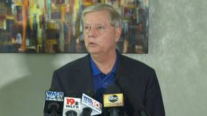 Coronavirus: Sen. Lindsey Graham defends Fauci, criticizes attempts to undermine doctor