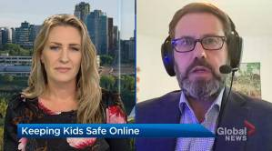 Ask the Expert: Protecting your kids from online predators (04:31)