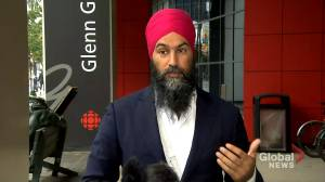 Federal Election 2019: 'People should have the ability to make a very difficult choice': Singh on medically-assisted dying