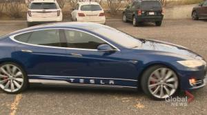 Officials forecast hundreds of thousands of electric vehicles in Alberta by 2040 (01:54)