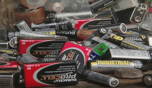 How to properly recycle old batteries (05:15)