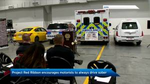 MADD Canada launches annual Project Red Ribbon Campaign (01:46)