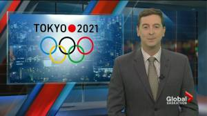 Saskatoon Lasers salute Tokyo-bound teammates (00:59)