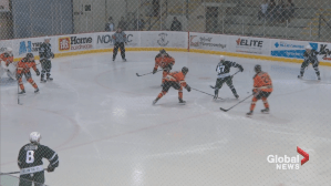 Albertan hockey siblings adapt to life without the sport