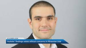 Alek Minassian trial: 'Not heard of anyone with autism as homicidal'; expert says (04:33)